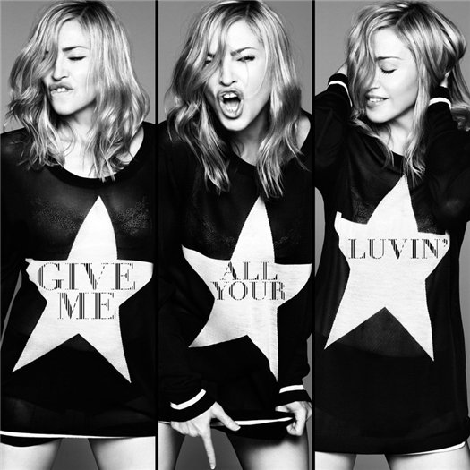 Madonna - Give Me All Your Luvin' (Preview)