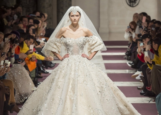 Ziad Nakad Spring 2019 Haute Couture Collection