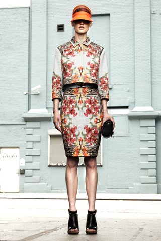 Коллекция Givenchy Resort 2012