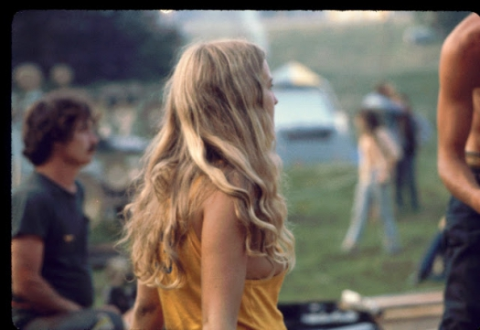 Girls of Woodstock '69