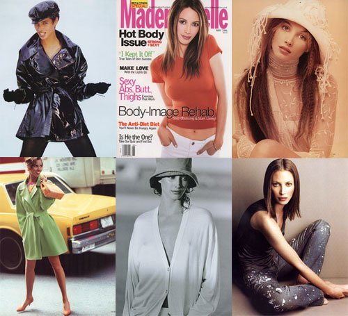 The 90s supermodels
