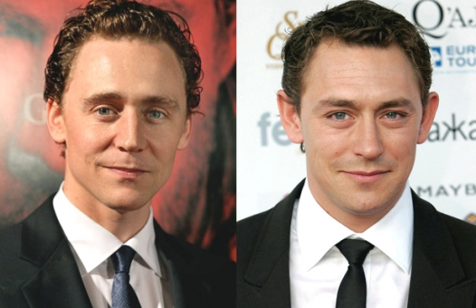 Tom Hiddleston vs J.J. Feild