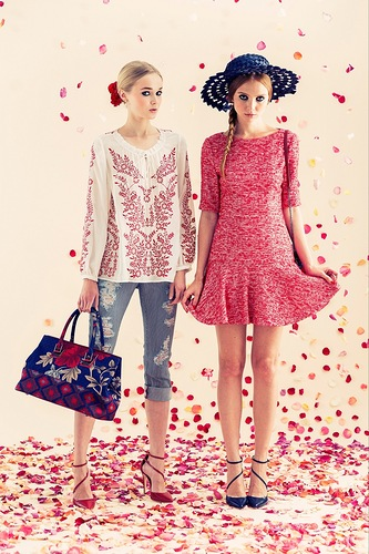 Alice+Olivia Resort 2014