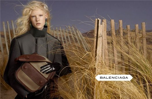 Balenciaga Fall/Winter 12-13
