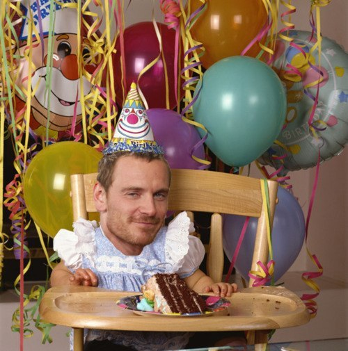 Happy birthday, dear Fassy!