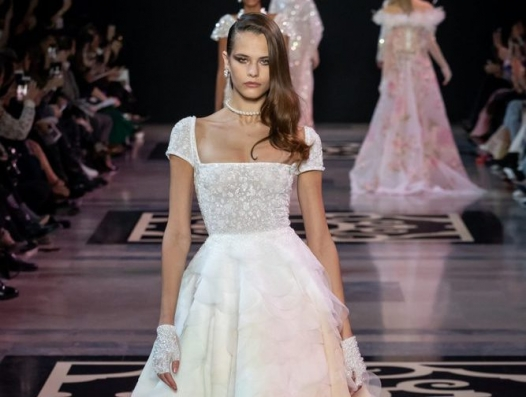 Georges Hobeika Spring 2019 Haute Couture Collection