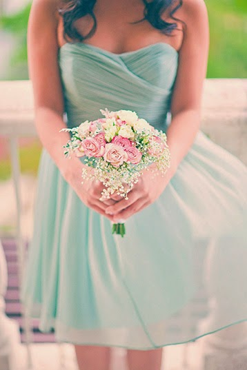 Mint&Pink Wedding - Part I