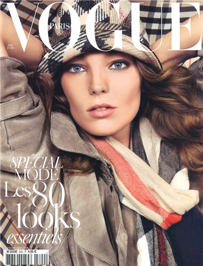 Vogue Paris August 2009