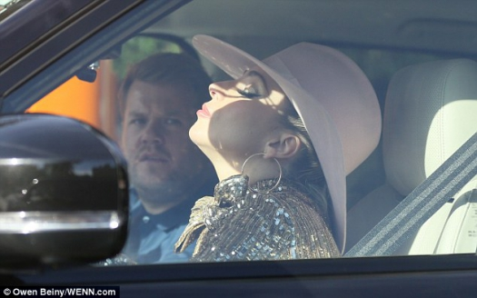 Carpool Karaoke Lady Gaga