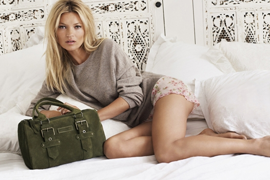 Сумки Kate Moss for Longchamp FW 2011/12