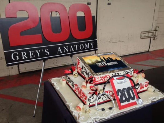 Grey's Anatomy 200th Episode Party