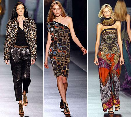 Etro Fall 2012 Milan Fashion Week