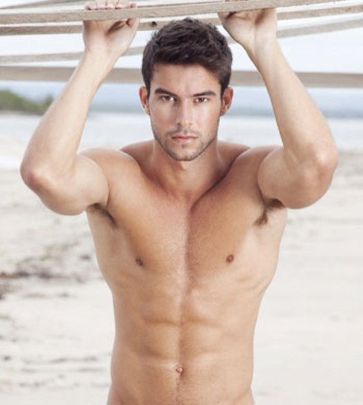 Hot Male Model - Bernardo Velasco