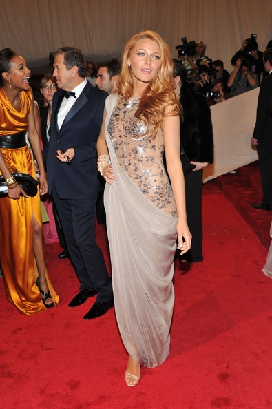 Met Gala 2011 best dressed