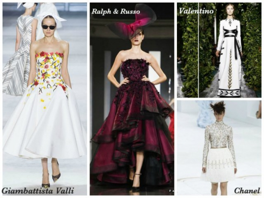 Неделя моды Haute couture Fall/Winter 2014-2015