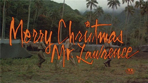 Любимые фильмы.Merry Christmas, Mr. Lawrence.