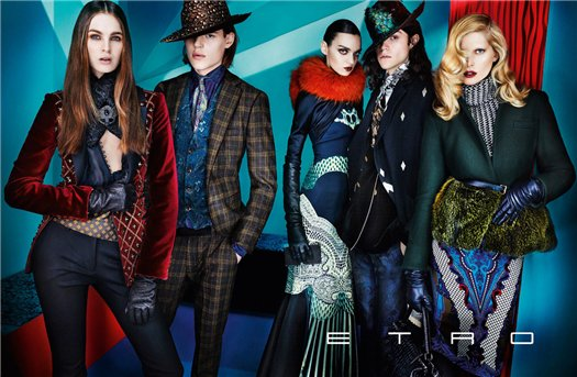 Etro Fall Winter 12-13