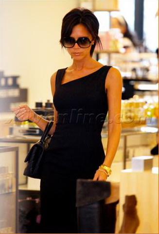 Victoria Beckham - shopping