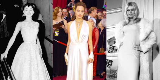Stunning White-Dress Moments From Fashion History