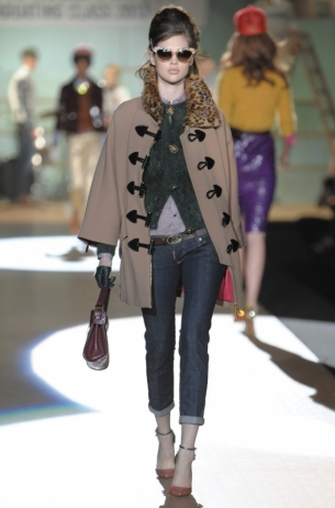 DSquared2 Fall 2012 Milan Fashion Week