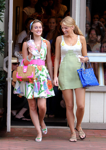 Serena & Blair.Best looks