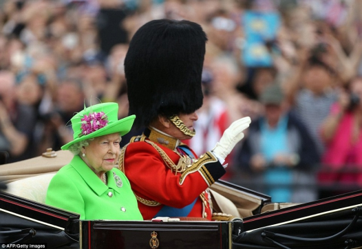 Trooping the Colour - Part I
