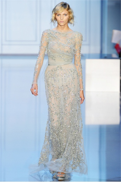 Elie Saab Fall 2011 Haute Couture.