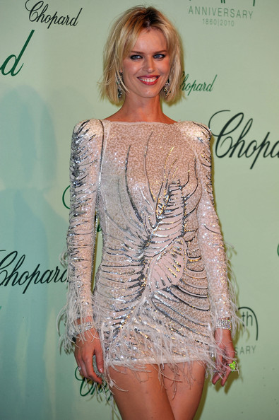 "Ева Херцигова на ""Chopard 150th Anniversary Party """