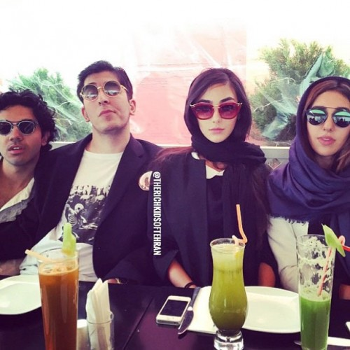 Rich Kids of Tehran