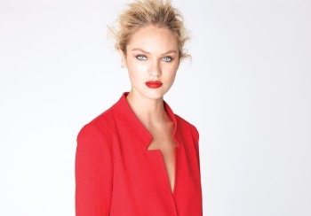 Candice Swanepoel-Liverpool Mexico F/W 2012