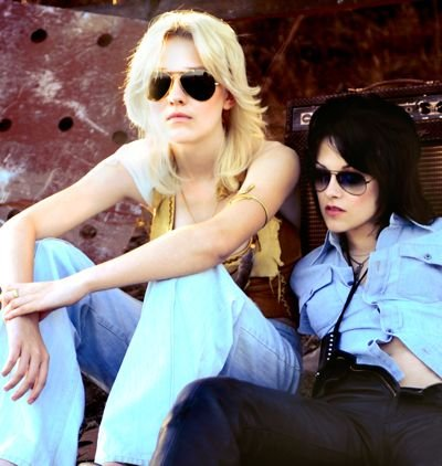 Тизер к The Runaways