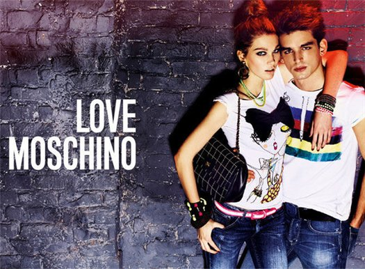 Love Moschino и Moschino Cheap And Chic