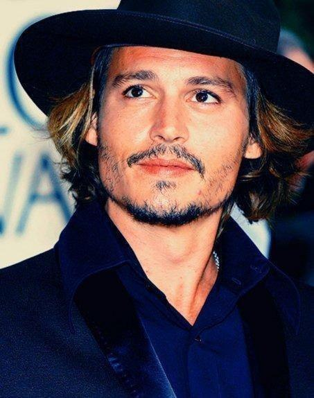 Happy 50th Birthday, Johnny Depp!