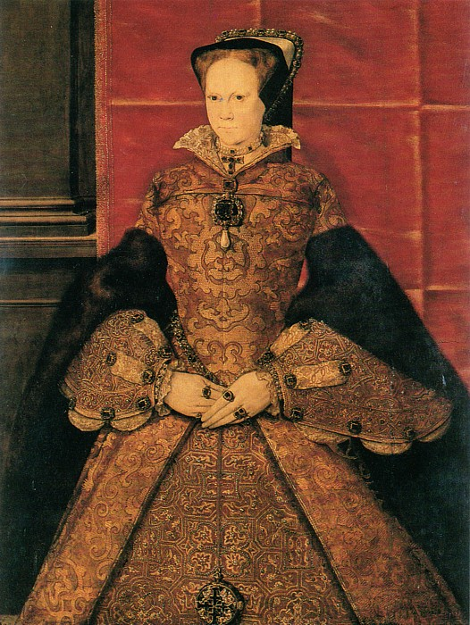 mary i of england and elizabeth Mary i of england mary i (18 february 1516 – 17 november 1558), also known as mary tudor, was queen regnant of england and ireland from 19 july 1553 until her death she was the oldest daughter of henry viii, and the only child of.