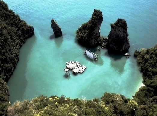 "Кинофестиваль ""Film on the Rocks"" на Пхукете (Six Senses Yao Noi)"