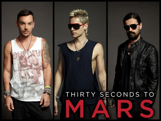 Thirty Seconds To Mars & Covers
