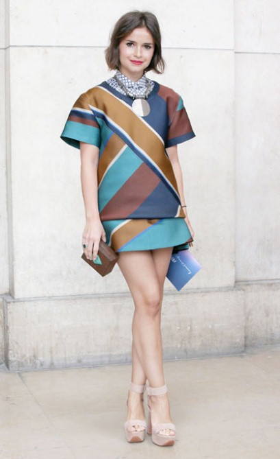 Who's that girl? Miroslava Duma