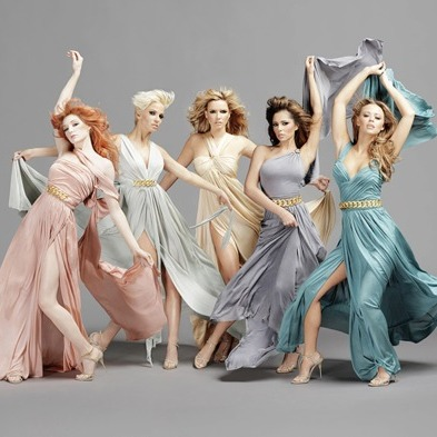 Girls Aloud - Something New
