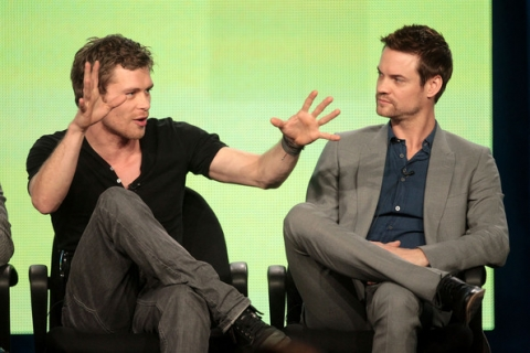 2012 Winter TCA: Bad-Ass Boys of the CW
