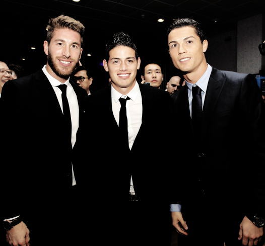 Real Madrid. LFP-Gala
