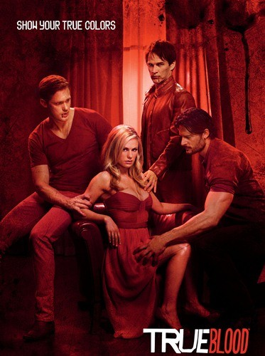 Свершилось!TRUE BLOOD - новый,4-ый сезон начался.