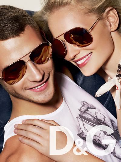 D&G Spring Summer 2010 Ad Campaign