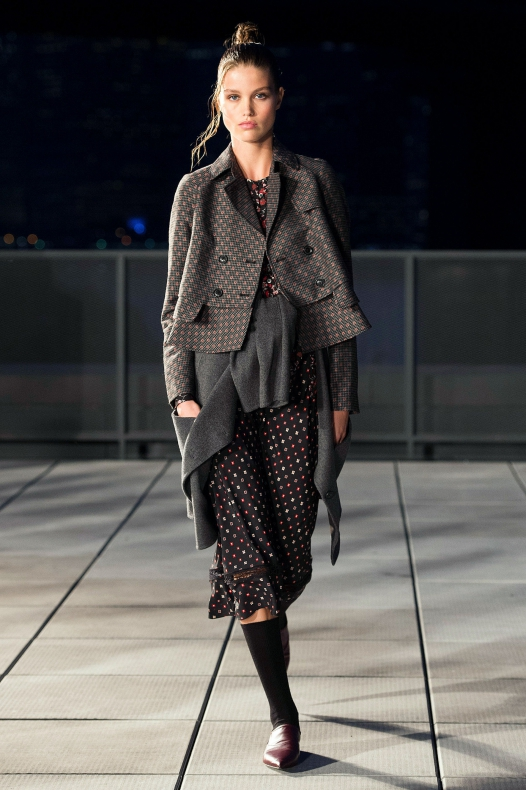 Thakoon Ready-to-Wear Fall 2016