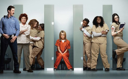 Orange is the new black!