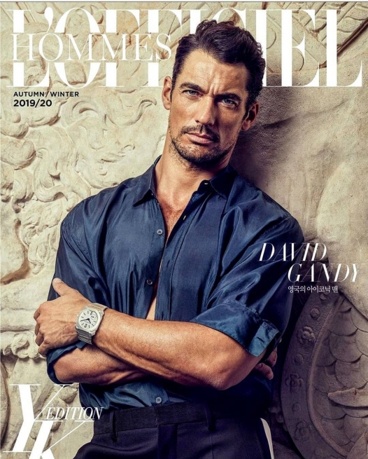 The one and only David Gandy