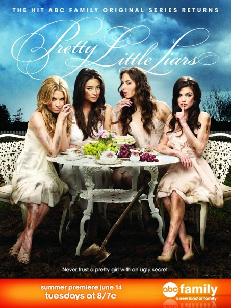 Pretty Little Liars: 2 сезон в июне