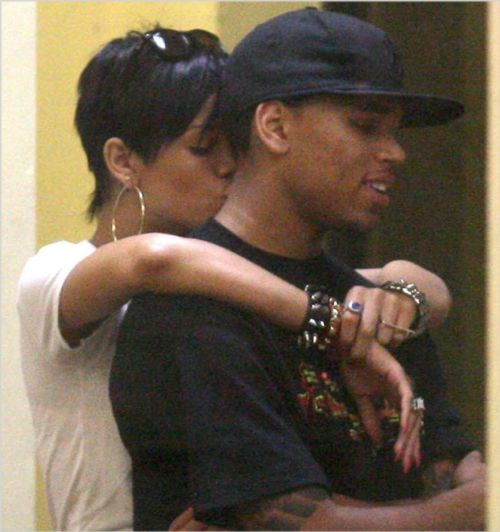 Chris Brown&Rihanna