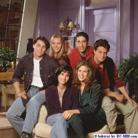 I'll be there for you!!!
