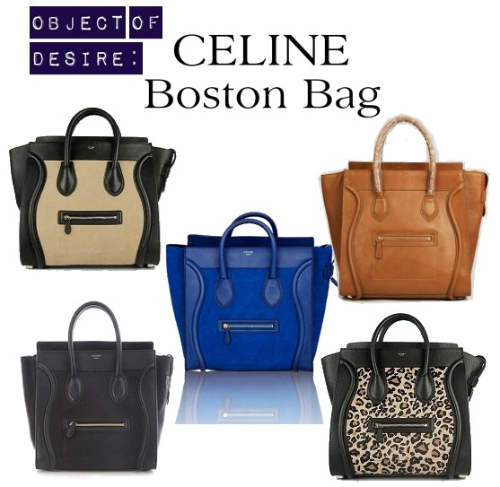 celine sac boston map