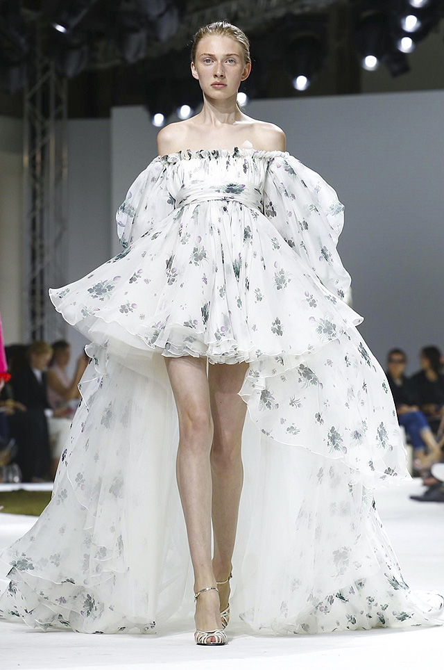 Giambattista Valli Couture осень-зима 2016-2017